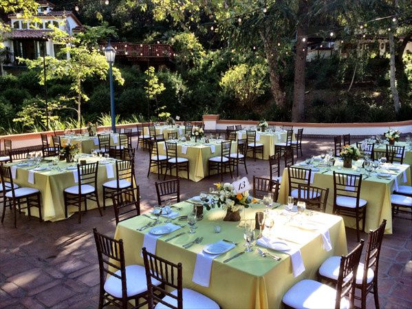 event guest seating