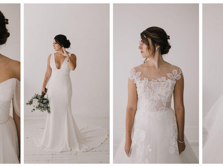 Tmx 1538678368 579136b2da089a48 1538678366 71d11bbec494698b 1538678354223 4 BeFunky Collage 3 Kansas City, Missouri wedding dress