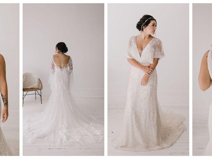 Tmx 1538678369 66c64bcab3b4a9bf 1538678366 D913c6be8d192107 1538678354225 5 BeFunky Collage 4 Kansas City, Missouri wedding dress