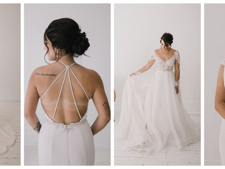 Tmx 1538678369 90bf6ff965731d12 1538678367 26aff761c3ad3393 1538678354231 10 BeFunky Collage Kansas City, Missouri wedding dress
