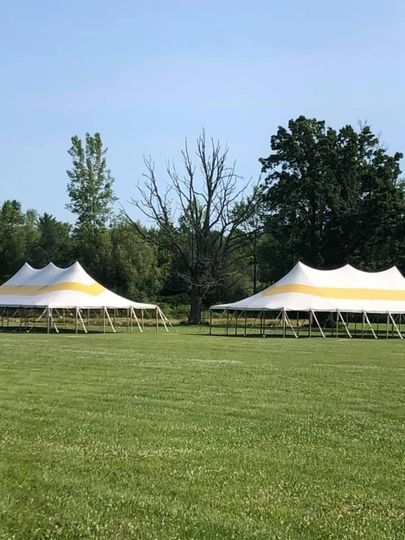 The 2 Party Tents