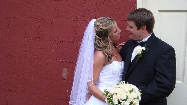 Marcia and John on November 8, 2008.