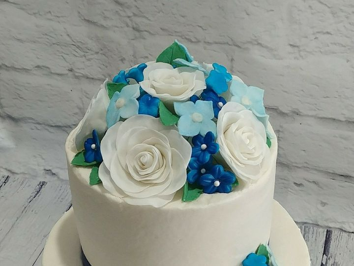 Tmx Fondant Flowers Wedding Cake 51 1047969 Peculiar, MO wedding cake