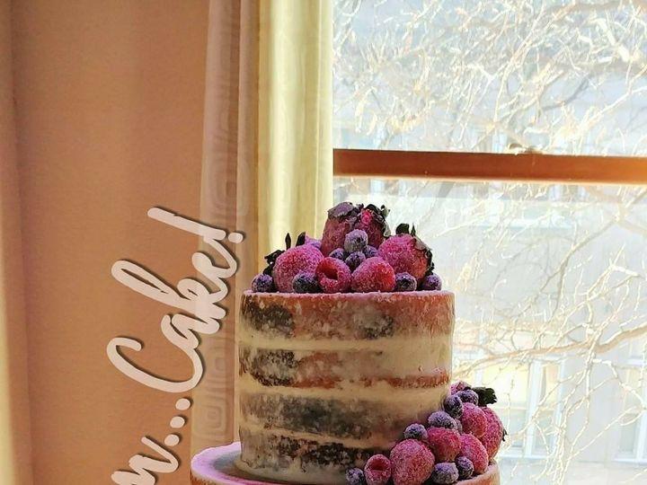 Tmx Naked Cake With Sugarred Berries 51 1047969 Peculiar, MO wedding cake