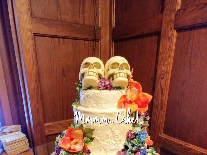 Tmx Pirate Wedding 51 1047969 Peculiar, MO wedding cake