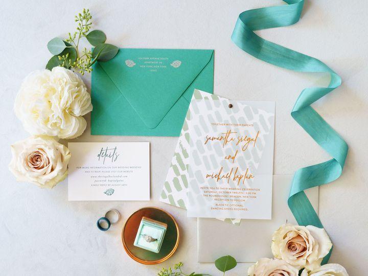 Tmx 0009 51 577969 161081649559647 Milford, CT wedding invitation