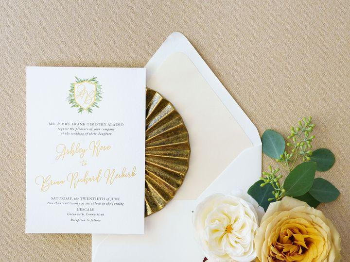Tmx 0080 51 577969 161081649731630 Milford, CT wedding invitation