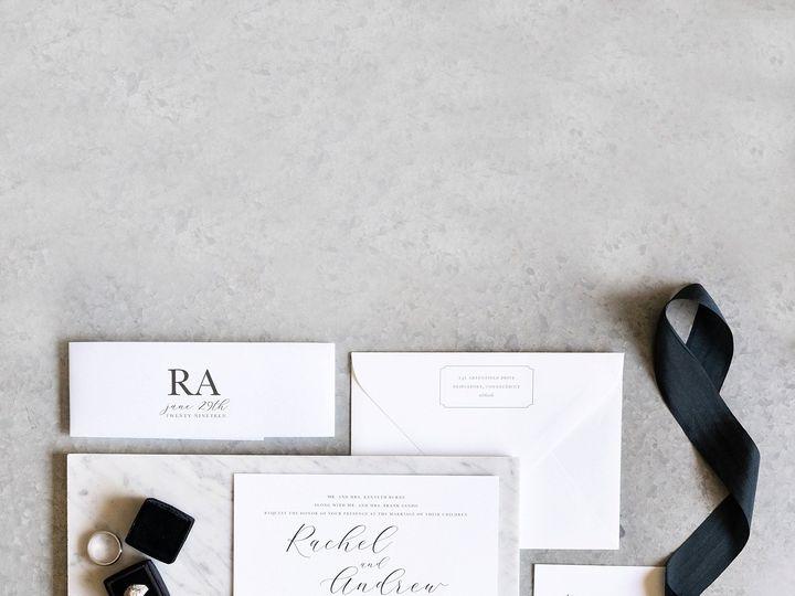Tmx Classic Black And White Wedding Invitation 51 577969 1573585771 Milford wedding invitation