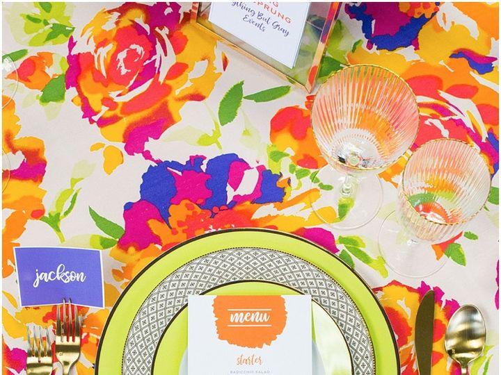 Tmx Los Angeles Bright Modern Wedding 51 577969 1573585898 Milford wedding invitation