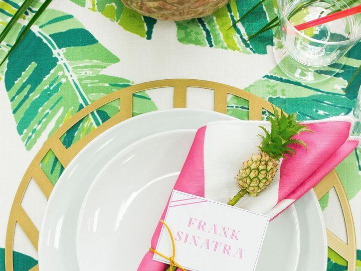 Tmx Palm Springs Wedding Escort Card 51 577969 1573585929 Milford wedding invitation