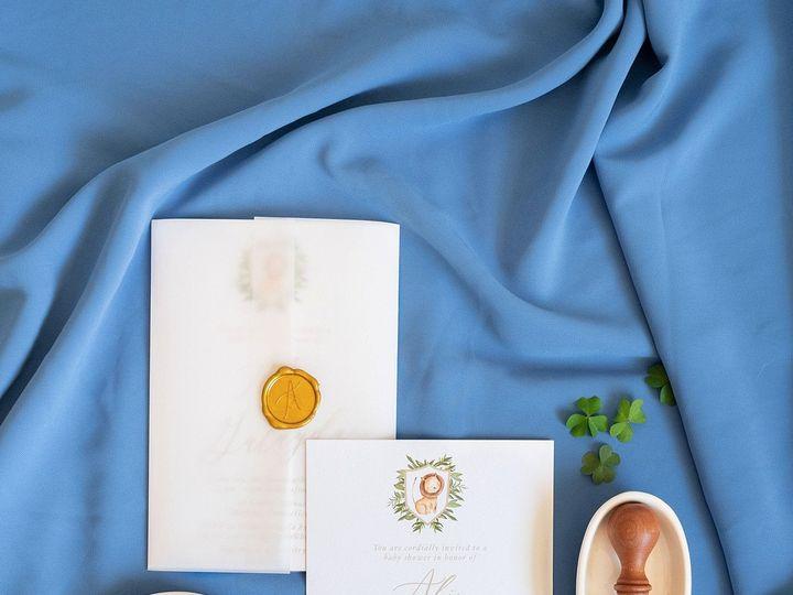 Tmx Vellum Wax Seal Custom Invitation 51 577969 1573586001 Milford wedding invitation