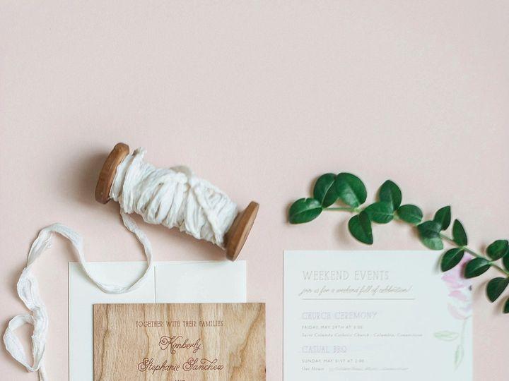 Tmx Wood Watercolor Wedding Invitation 51 577969 1573585957 Milford wedding invitation