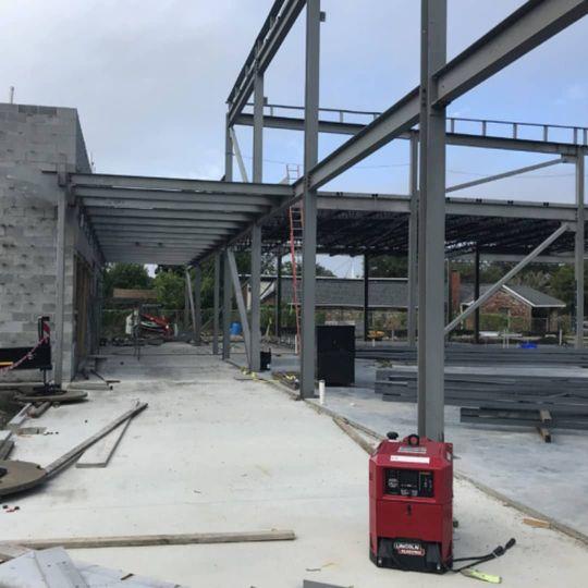 Construction on Prefunction