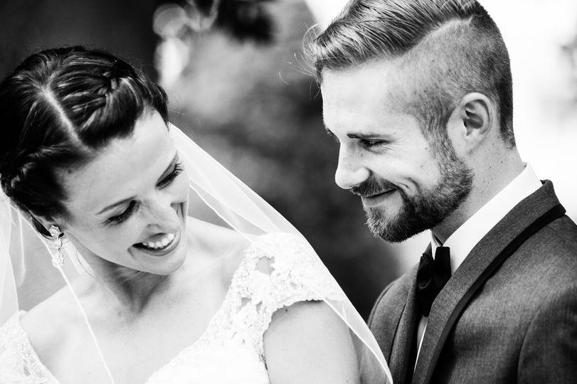 Portrait of the happy couple - LUXE & ART