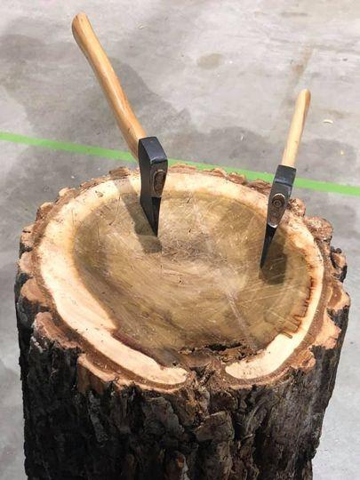 LumberJax Axes