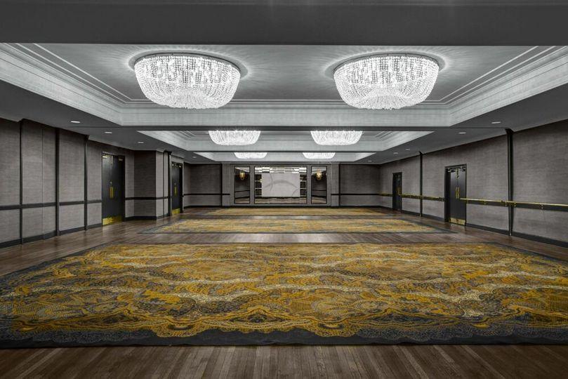 meeting room crystal ballroom