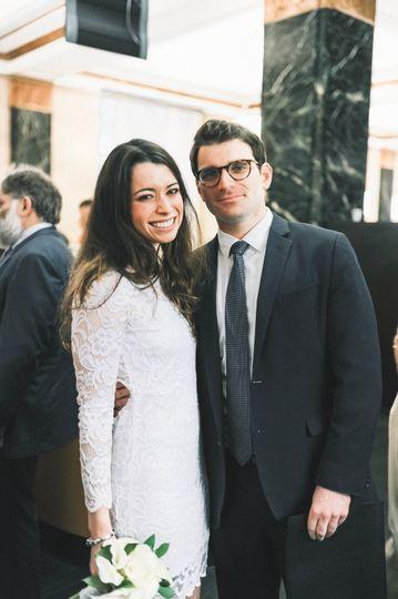 Claudia & Jared