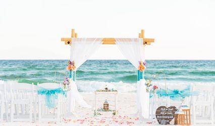 Navarre Beach Weddings 1