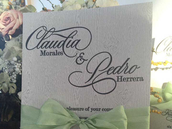 Tmx 1470369951908 Img9753 Huntington, New York wedding invitation