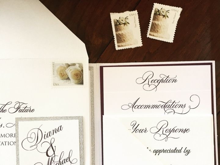 Tmx 1495772415830 Img0152 Huntington, New York wedding invitation