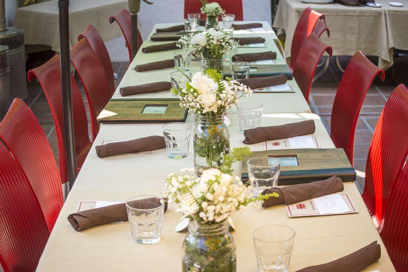 luna bridal banquet