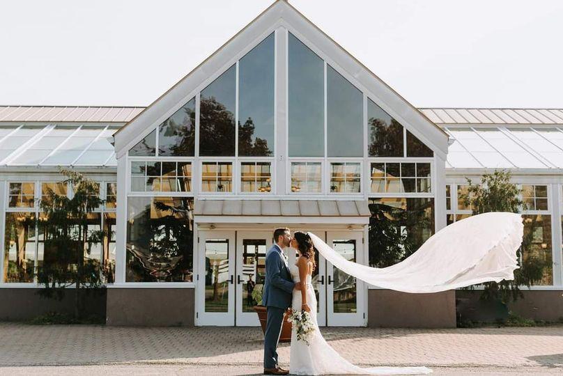 conservatory front bride groom 51 482079 162594366544641