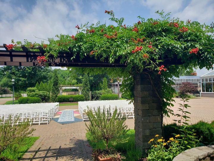 Zen Garden Ceremony