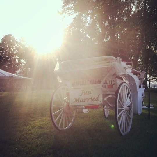 Bridal cart