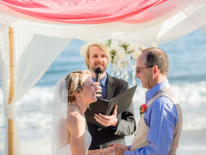Tmx 1532366527 74964ad2ee9a39af 1532366524 7008f7bd28ca62c5 1532366501209 5 Tammy And John Fin Santa Barbara, CA wedding officiant