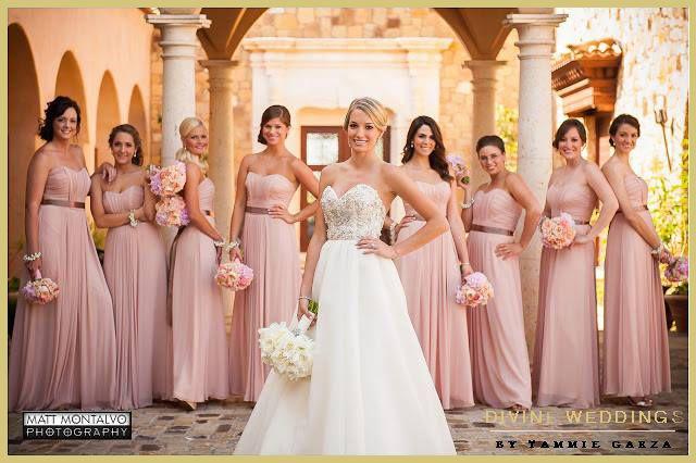 Divine Weddings Bridal Hair & Makeup by Tammie Garza