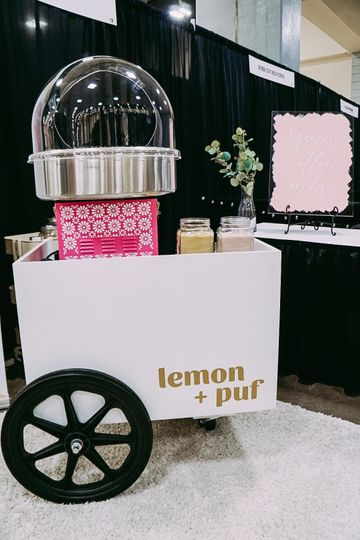 Our cart can match any theme!