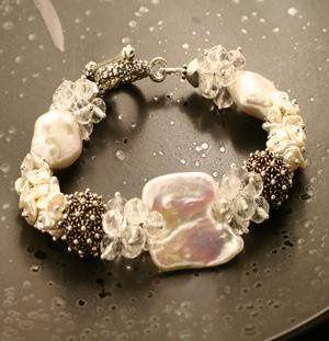 Tmx 1245377523463 TrunktJessicaBracelet Grand Rapids wedding jewelry