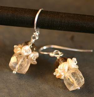 Tmx 1245377700572 TrunktRutilatedCubeKeishiEar. Grand Rapids wedding jewelry