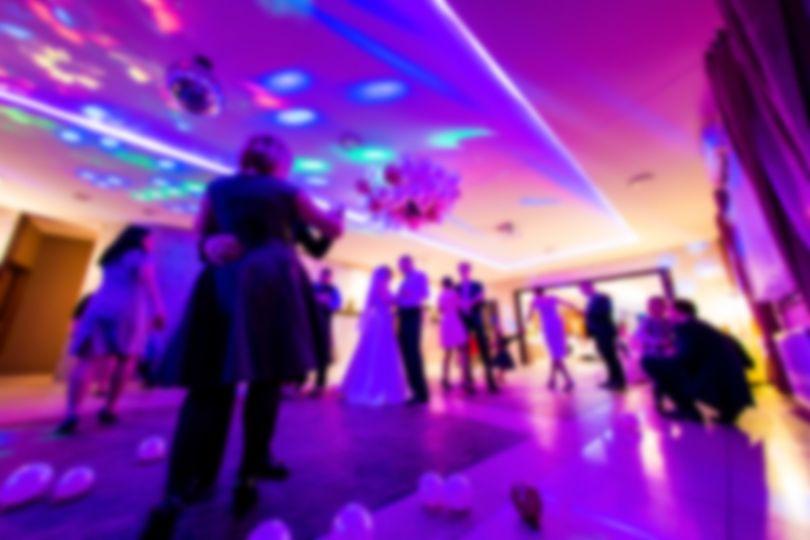 Dance-floor lights