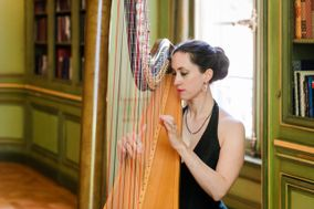 MeghanDavis, Harpist and Vocalist