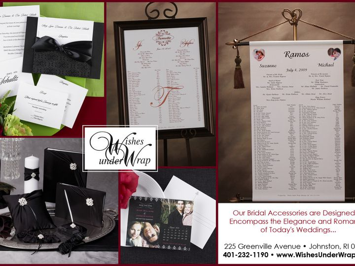 Tmx 1425592605919 Bridal Ad Johnston wedding invitation