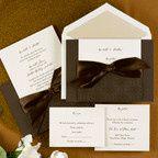 Tmx 1425593223405 Invite Brown Johnston wedding invitation