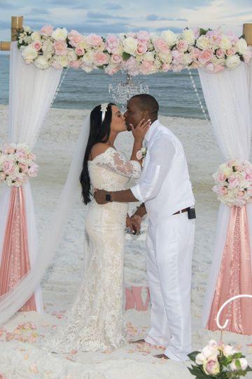 destin fl beach wedding 1