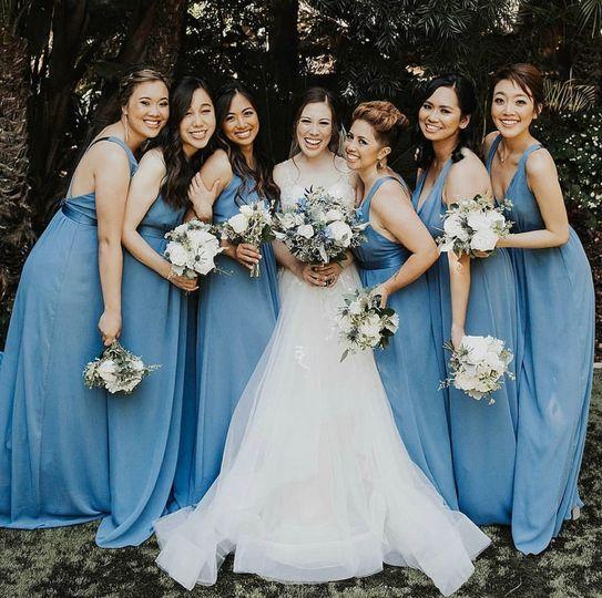 Francessa's wedding