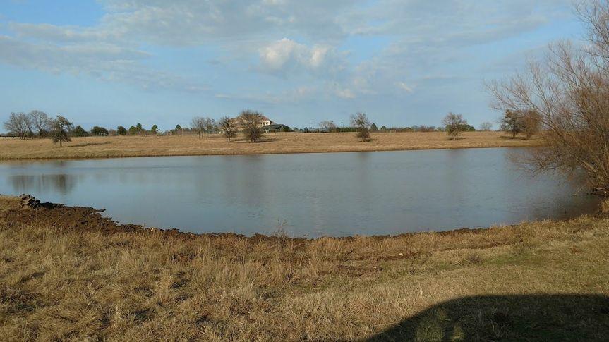 Onsite lake