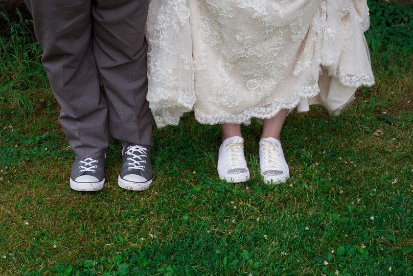 The Brackman wedding