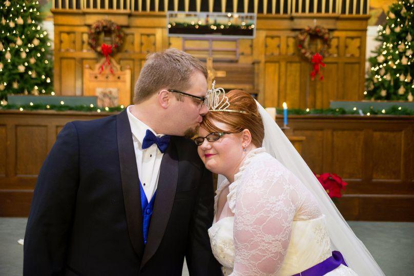 The Waugh wedding