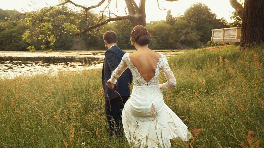 Wedding in le Pordor