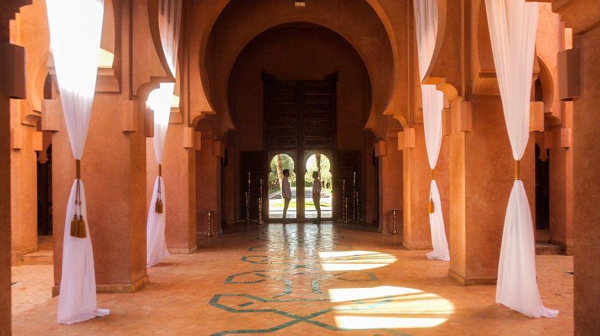 Wedding in Marrakech