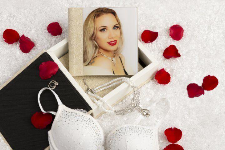 Bridal Boudoir album