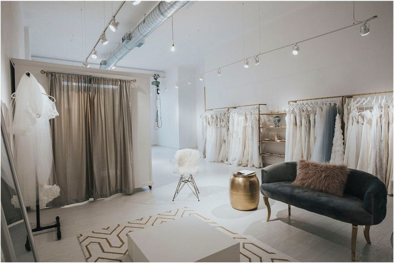 Waiting area and fitting room