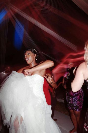 My Brides Know How To Party