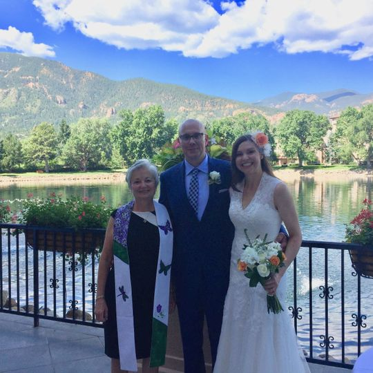 Stephanie & Mitch at The Broadmoor