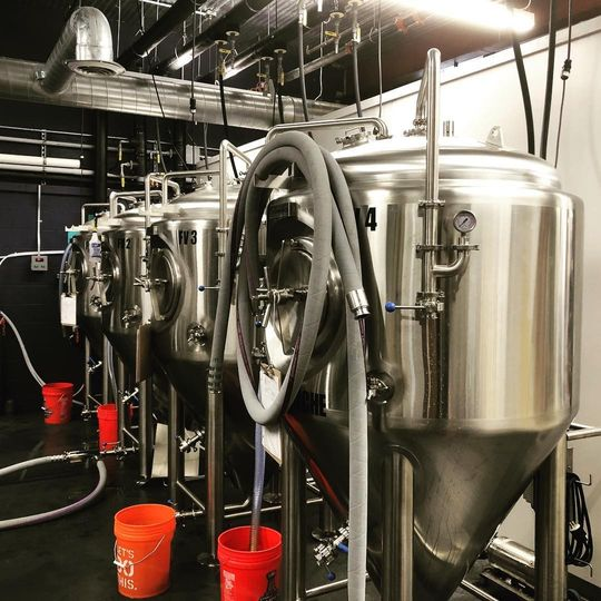 Brewery tours available