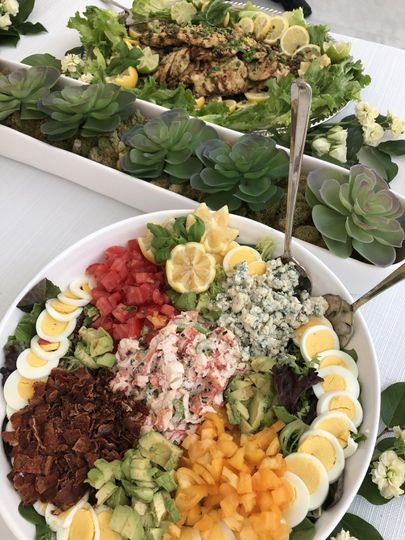 Cold Water Lobster Cobb Salad